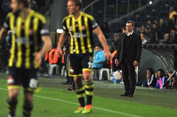 Fenerbahçe - K. Erciyesspor maçının fotoğrafları