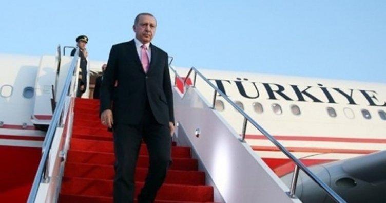 Erdoğan yarın Azerbaycan'a gidecek