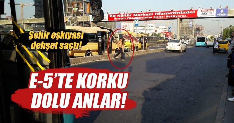 İstanbul'da vatandaşları şoke eden olay!