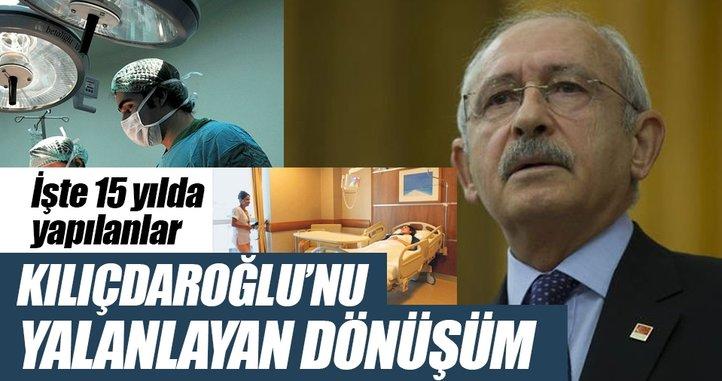 İşte Kılıçdaroğlu'nu yalanlayan dönüşüm