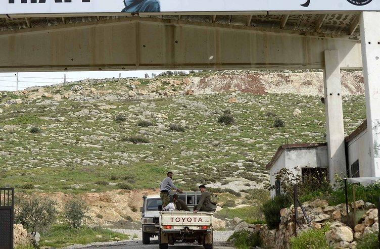 Son Dakika Haberi: YPG/PKK'nın sözde özel kuvvetleri ÖSO'ya direnemedi