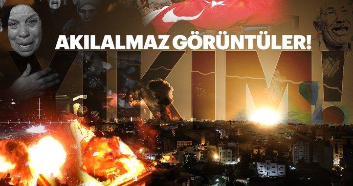 İsrail'in son Gazze saldırısının geride bıraktıkları! Şehitler... Acı ve 6 milyon dolarlık yıkım...