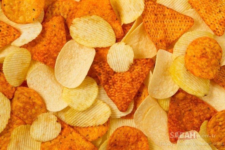 Kansere sebep olan 14 tehlikeli yiyecek