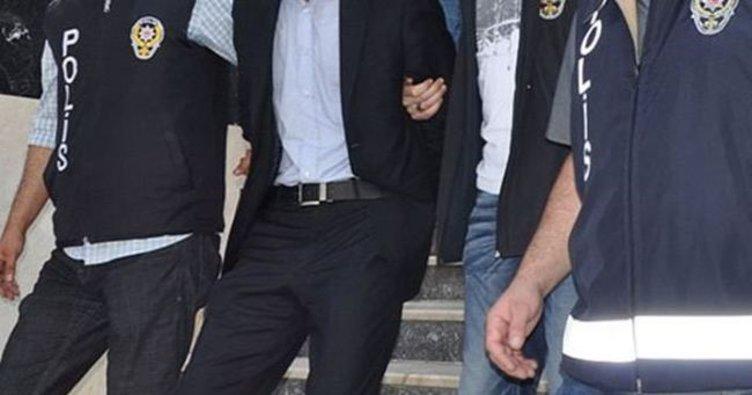Mersin'de FETÖ operasyonu: Yüzbaşı gözaltında