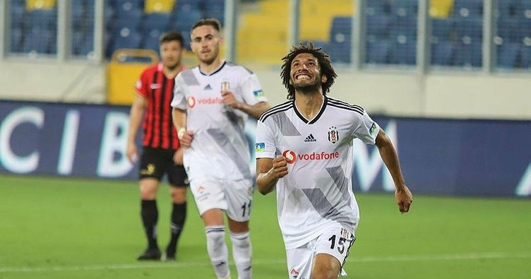 Trabzonspor'dan Elneny hamlesi