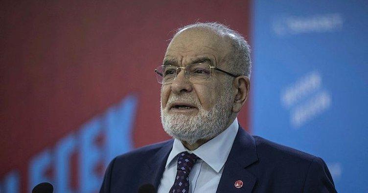 Saadet Partisi'nden Ayasofya açıklaması...
