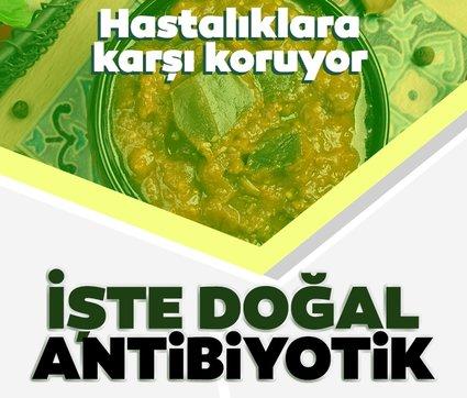 Doğal antibiyotik etkisi gösteriyor! İşte en şifalı besinler...