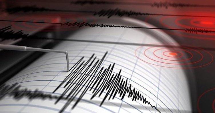 Son dakika: Tayvan'da şiddetli bir deprem meydana geldi