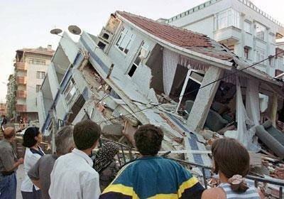 En riskli deprem bölgeleri
