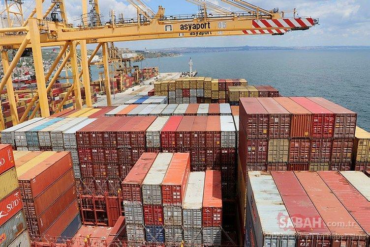 Dünyanın en büyük konteyner gemisi elleçme için Tekirdağ'da