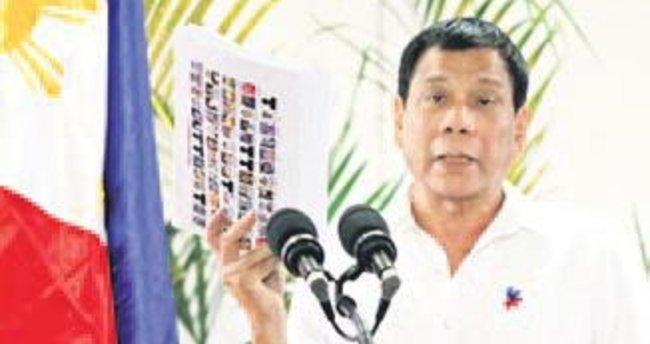 Duterte Müslümanlara sahip çıktı