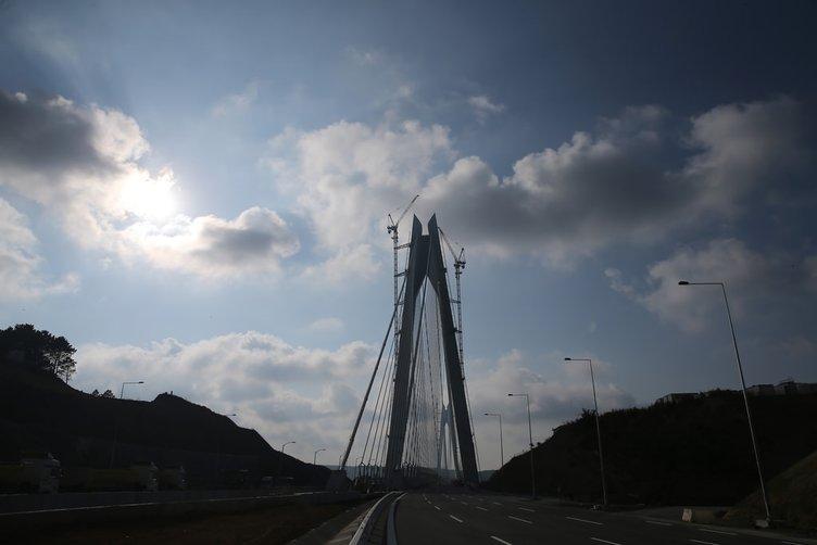 5 bin metreden 3. köprü