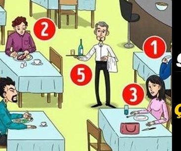 Dünyanın en aldatıcı 7 bulmacası! Bakalım...