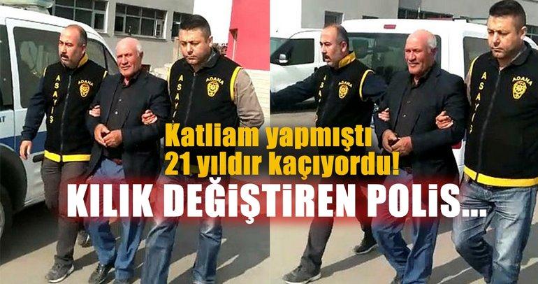 Son dakika: 4 cinayetin sanığı, tarım işçiliği yaparken Adana'da yakalandı