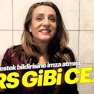 PKK'ya destek bildirisine imza atan öğretim üyesine ders gibi ceza