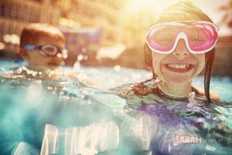Havuz suyu yutarsanız ne olur - Güncel yaşam haberleri