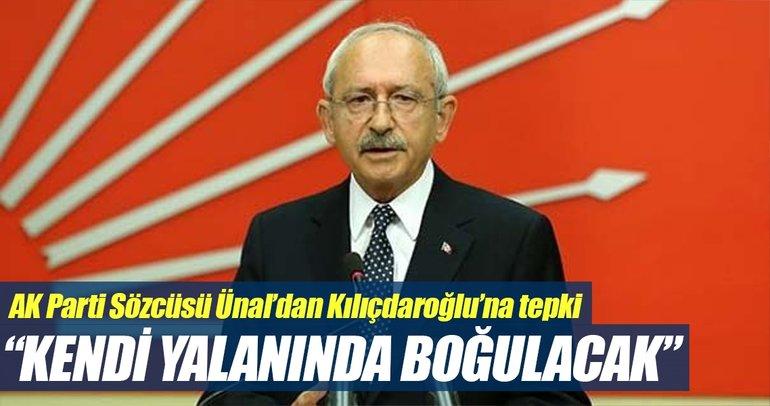 """""""Kılıçdaroğlu kendi yalanında boğulacak"""""""