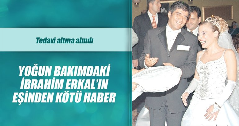 İbrahim Erkal'ın eşi Filiz Akgün hastaneye kaldırıldı