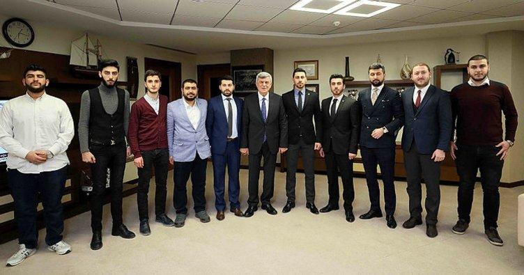 Başkan Karaosmanoğlu, Türkiye güçlüyse Balkanlar huzurludur