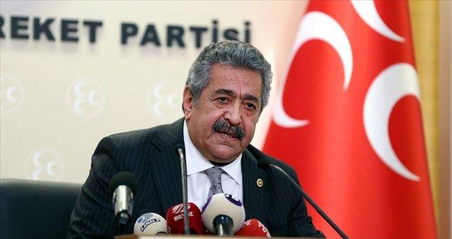 """MHP'li Feti Yıldız SABAH'a konuştu! """"Kılıçdaroğlu seçim olmayacağını biliyor birtakım çevrelere selam yolluyor"""""""