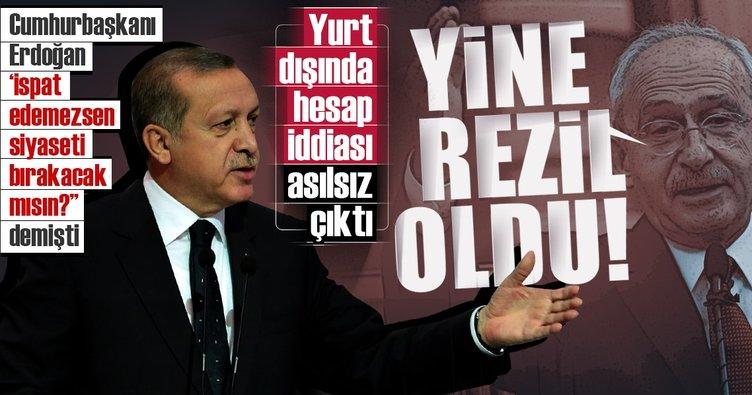 Son Dakika Haberi: Kılıçdaroğlu yine rezil oldu!