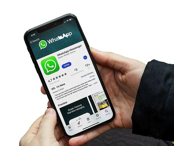 Son Dakika: WhatsApp Sözleşmesi süresi bitti mi, hesaplar silinecek mi? WhatsApp Sözleşmesi son durum nedir? WhatsApp sözleşmesi iptal/kabul etme nasıl yapılır? 14