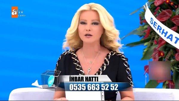 SON DAKİKA: MHP Lideri Devlet Bahçeli'den Müge Anlı'ya mesaj! Müge Anlı canlı yayında okudu