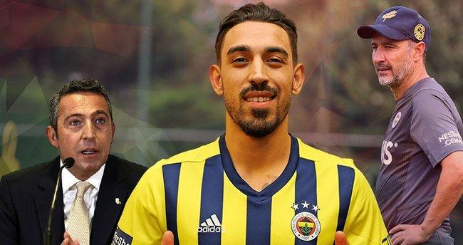 İrfan Can ve Mert Hakan Pereira'ya açık açık sordu! 'Biz onu Galatasaray'ın elinden aldık...'