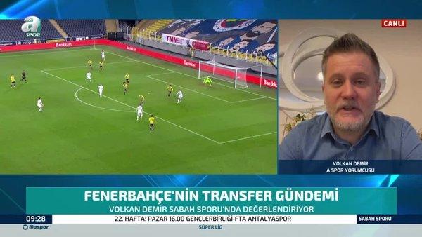 Son Dakika! Fenerbahçe'de transfer gündemi: Fenerbahçe Süper Kupa sonrası İrfan Can için görüşme yapacak! Marega iddiası...