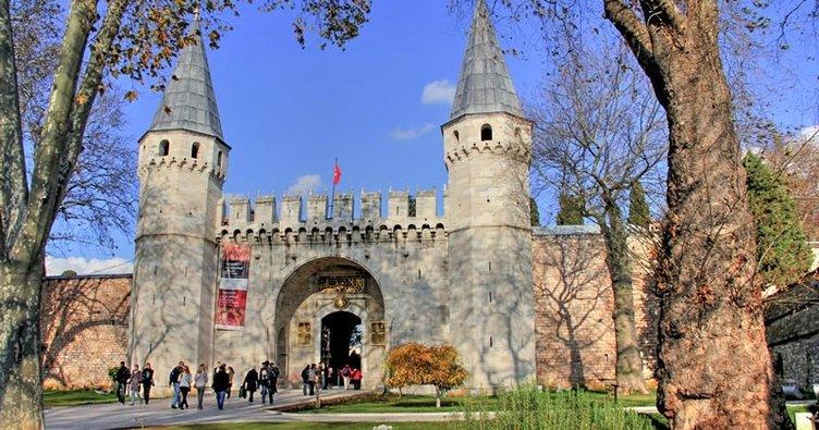 Prof. Dr. Küçükaşçı: Topkapı Sarayı'nın turizmdeki yeri çok büyük