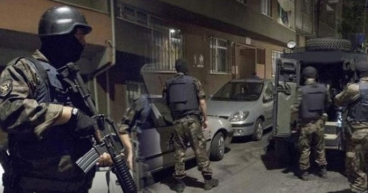 Ankara flaş FETÖ operasyonu! 13 kişi tespit edildi