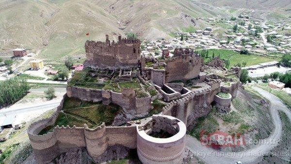 İşte Türkiye'nin en görkemli kaleleri