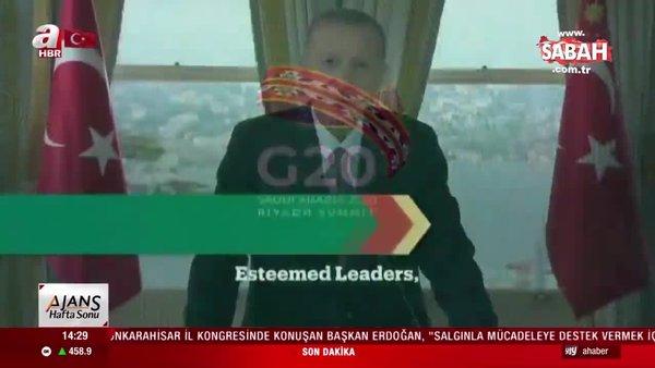Son dakika: Başkan Erdoğan'da G-20'ye dakikalar kala flaş mesaj