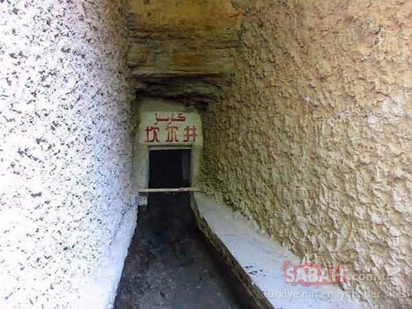 2200 yıl önce Türkler tarafından yapılan mühendislik harikası!