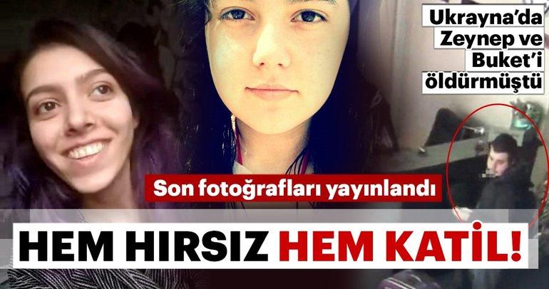 Ukrayna'da Buket Yıldız ve Zeynep Hüsnübey'in katili eve nasıl girdi?