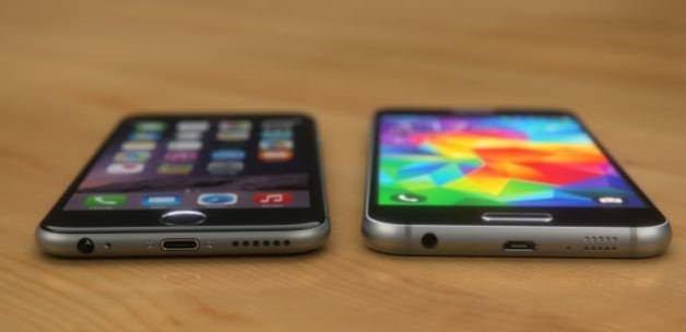 Samsung S6 sızdırıldı