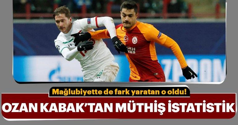 Lokomotiv Moskova - Galatasaray maçından kareler
