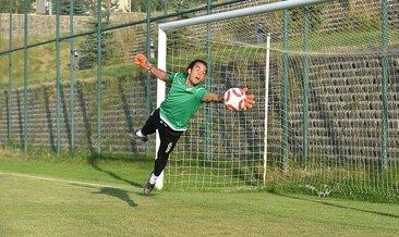 Trabzonspor'un yeni kalecisi