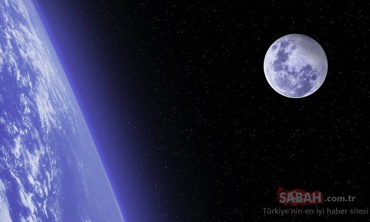 Ay'dan getirildi! 2 milyar yaşında!