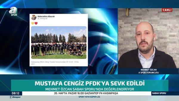 Galatasaray için flaş sözler!
