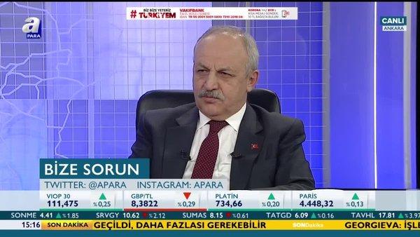 Aile Çalışma ve Sosyal Hizmetler Bakanı Bakan Yardımcısı Erdem'den önemli açıklamalar (9 Nisan 2020 Perşembe)   Video