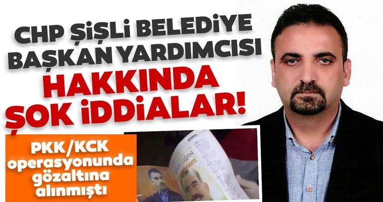 PKK/KCK operasyonunda gözaltına alınmıştı! Şişli Belediye Başkan Yardımcısı Cihan Yavuz'a yönelik suçlamalar belli oldu