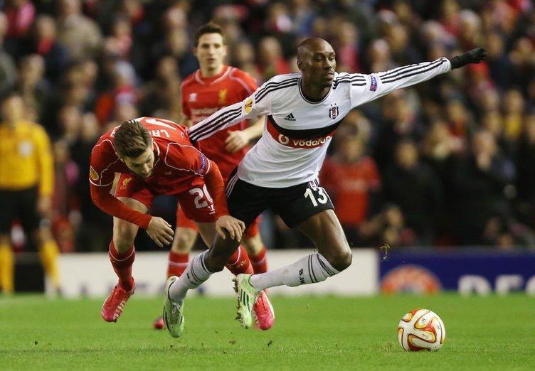 Liverpool - Beşiktaş maçının fotoğrafları
