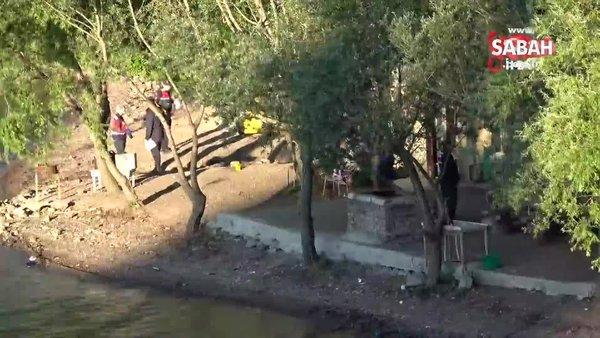 Karavanda çıkan tartışmada 3 kişi öldürüldü   Video