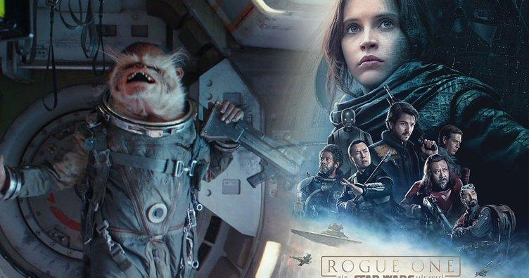 Rogue One: Bir Star Wars Hikayesi konusu nedir? Rogue One: Bir Star Wars Hikayesi oyuncu kadrosu!