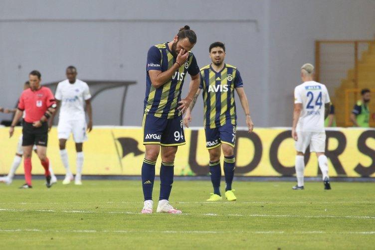 Fenerbahçe sambacı yıldızla anlaştı!