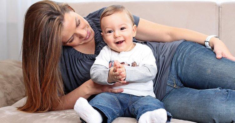Bebeğinize sevginizi göstermenin 4 yolu