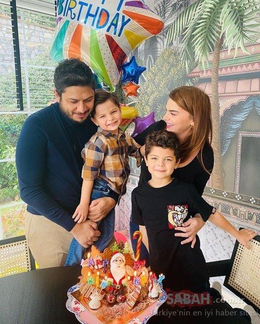 Güzel oyuncu Pelin Karahan'dan büyük oğlu Ali Demir'in doğum gününde duygusal paylaşım! Pelin Karahan İyi ki doğdun ilk göz ağrım...