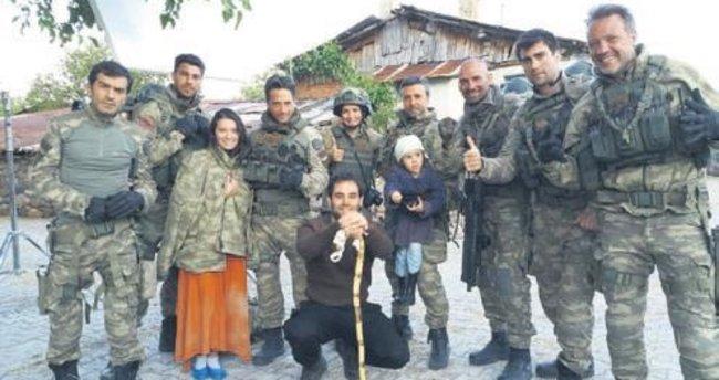 'Dağ 2' filminin oyuncuları Ankara'ya geliyor