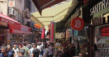 Kapalı Çarşı'da Bitcoin kabul edilmeye başladı